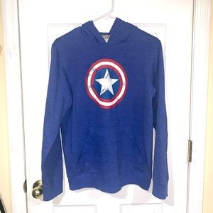 Marvel's Captain America Youth Hoodie
